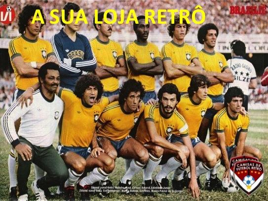 Foto seleo brasileira 1978 29